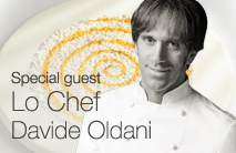 expo davide oldani chef