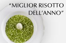 MIGLIOR RISOTTO DELL'ANNO 2017